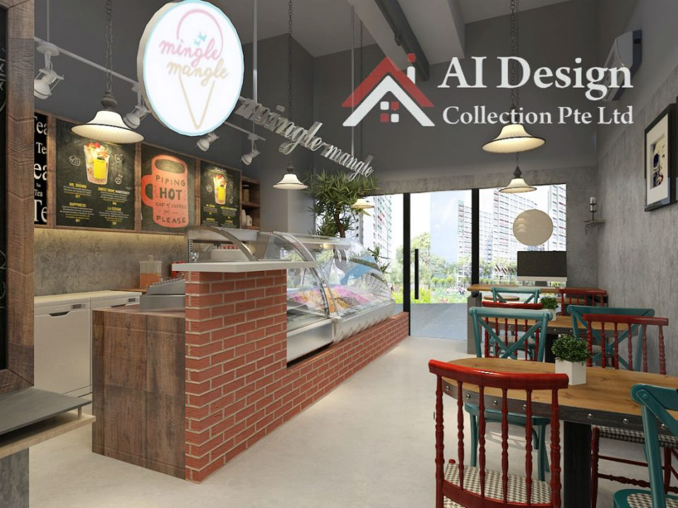 476 Upper Serangoon View Ice Cream shop 1