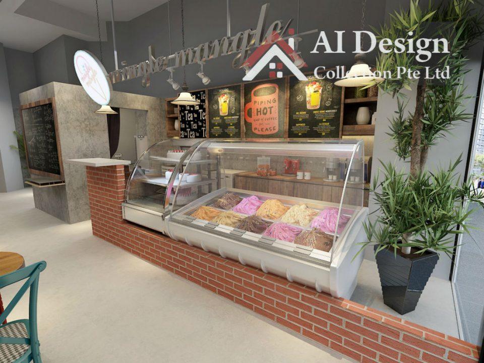 476 Upper Serangoon View Ice Cream shop 2