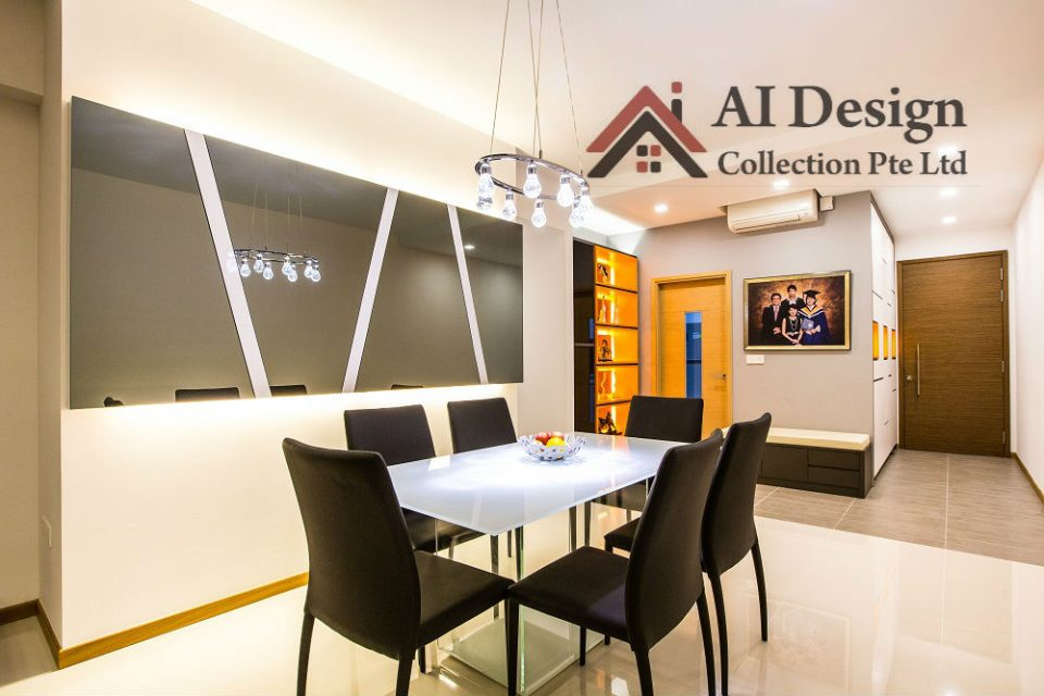 Double Bay Residences Dining